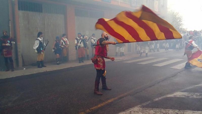 Vicente gandía, mejor rodador de bandera